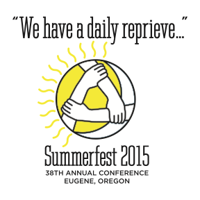 AA Summerfest Registration 2015 | Eugene Oregon
